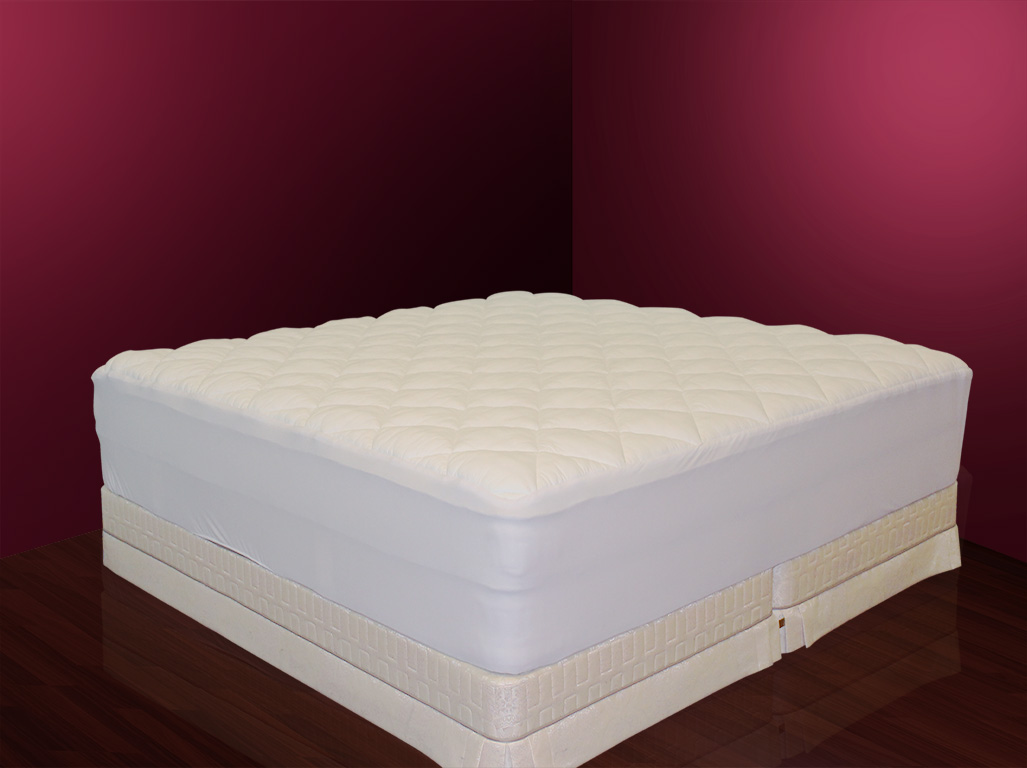 Quilted Mattress Protector In India